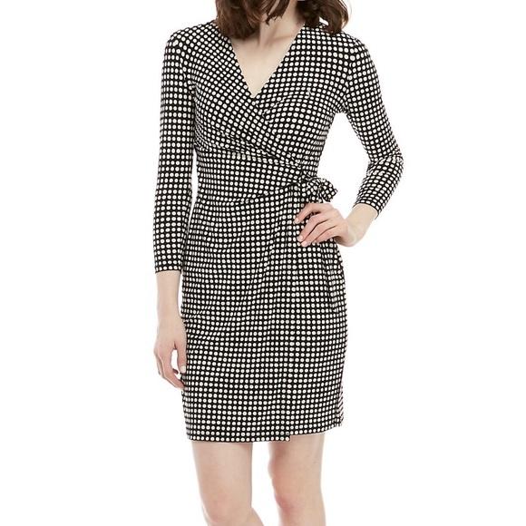 Anne Klein Dresses & Skirts - Anne Klein Faux Wrap Dress (Size Med)
